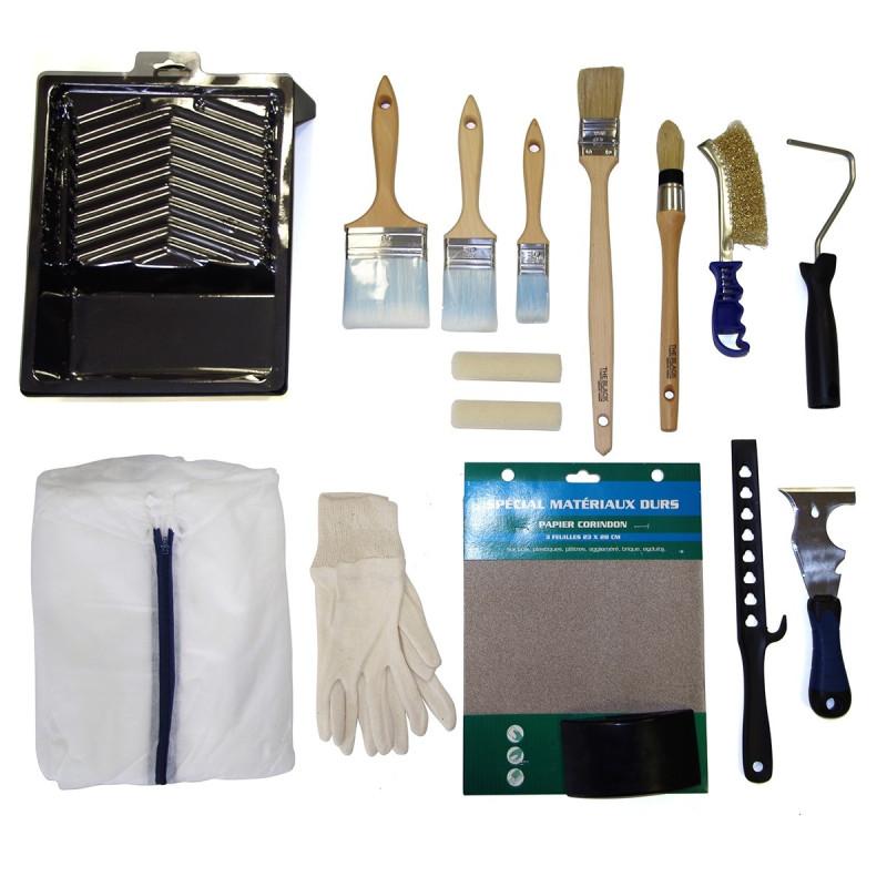 KIT Application Laque Acrylique & Lasure