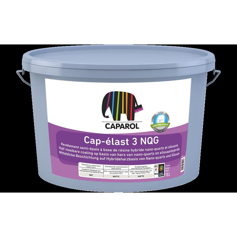 Peinture qualité pro auto nettoyante Façade D3
