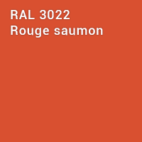 RAL 3022 - Rouge saumon