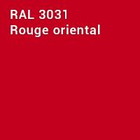 RAL 3031 - Rouge oriental
