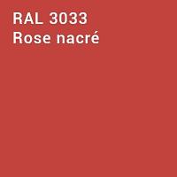 RAL 3033 - Rose nacré