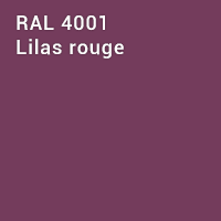 RAL 4001 - Lilas rouge