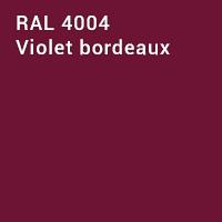 RAL 4004 - Violet bordeaux