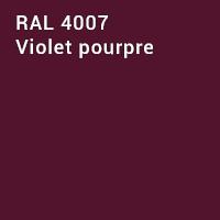 RAL 4007 - Violet pourpre