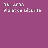 RAL 4008 - Violet de sécurité