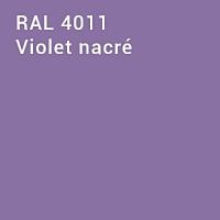 RAL 4011 - Violet nacré
