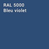 RAL 5000 - Bleu violet