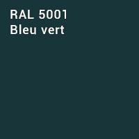 RAL 5001 - Bleu vert