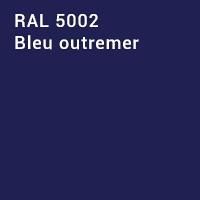 RAL 5002 - Bleu outremer