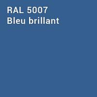 RAL 5007 - Bleu brillant