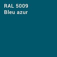 RAL 5009 - Bleu azur