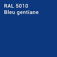 RAL 5010 - Bleu gentiane