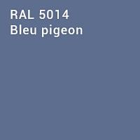 RAL 5014 - Bleu pigeon