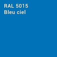 RAL 5015 - Bleu ciel