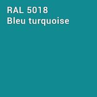 RAL 5018 - Bleu turquoise
