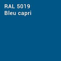 RAL 5019 - Bleu capri