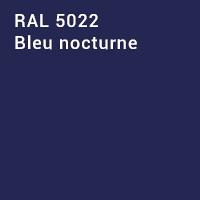 RAL 5022 - Bleu nocturne