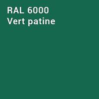 RAL 6000 - Vert patine