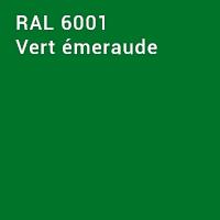 RAL 6001 - Vert émeraude