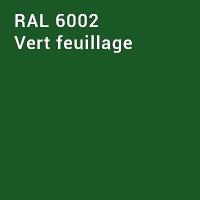 RAL 6002 - Vert feuillage