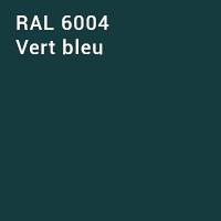 RAL 6004 - Vert bleu