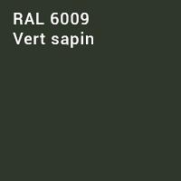 RAL 6009 - Vert sapin