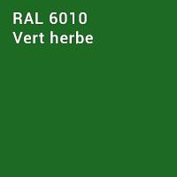 RAL 6010 - Vert herbe