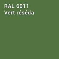 RAL 6011 - Vert réséda