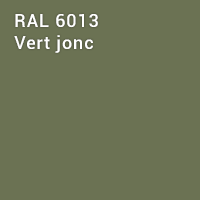 RAL 6013 - Vert jonc