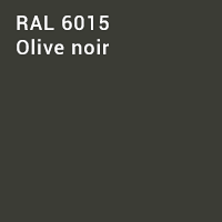 RAL 6015 - Olive noir