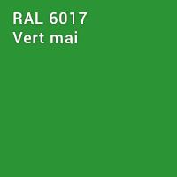 RAL 6017 - Vert mai