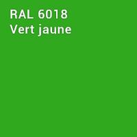 RAL 6018 - Vert jaune
