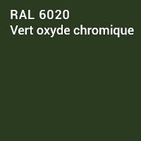 RAL 6020 - Vert oxyde chromique