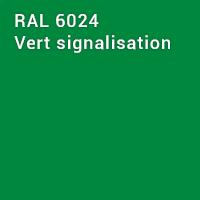 RAL 6024 - Vert signalisation