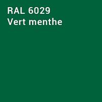 RAL 6029 - Vert menthe