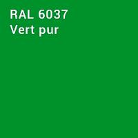 RAL 6037 - Vert pur