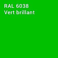 RAL 6038 - Vert brillant