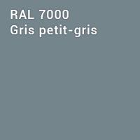 RAL 7000 - Gris petit-gris