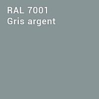 RAL 7001 - Gris argent