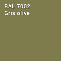 RAL 7002 - Gris olive