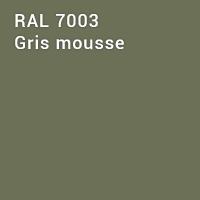 RAL 7003 - Gris mousse
