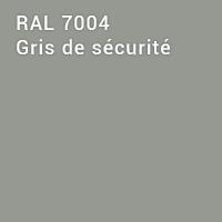 RAL 7004 - Gris de sécurité
