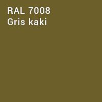 RAL 7008 - Gris kaki