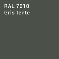 RAL 7010 - Gris tente