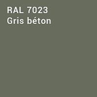 RAL 7023 - Gris béton