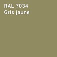 RAL 7034 - Gris jaune