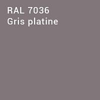 RAL 7036 - Gris platine