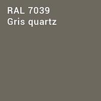 RAL 7039 - Gris quartz