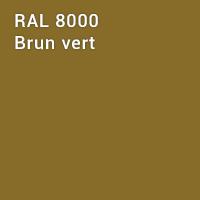 RAL 8000 - Brun vert