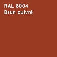 RAL 8004 - Brun cuivré